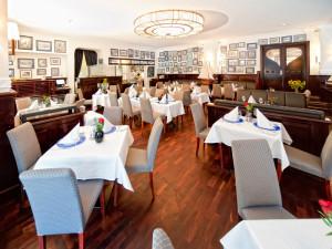 Wilhelms Restaurant im Neptun Hotel Kuehlungsborn