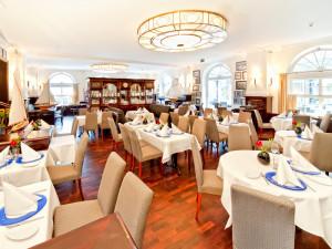 Wilhelms Restaurant im Neptun Hotel Kühlungsborn