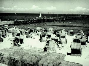 Kühlungsborner Strand um 1924