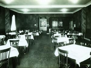 Wilhelms Restaurant Kühlungsborn um 1924