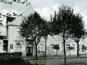 Neptun Hotel Kühlungsborn um 1923 als Pension Wilhelmsburg