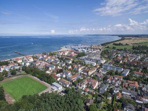 Luftbild Ostseebad Kühlungsborn